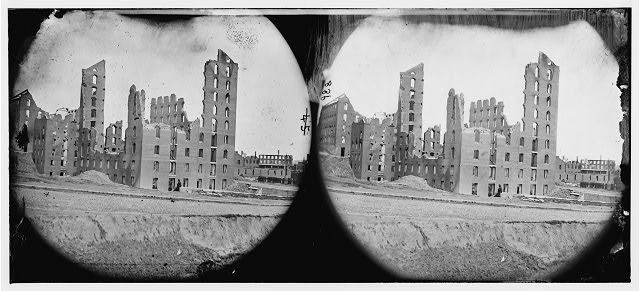 [Richmond, Va. Ruins of the Gallego Flour Mill]