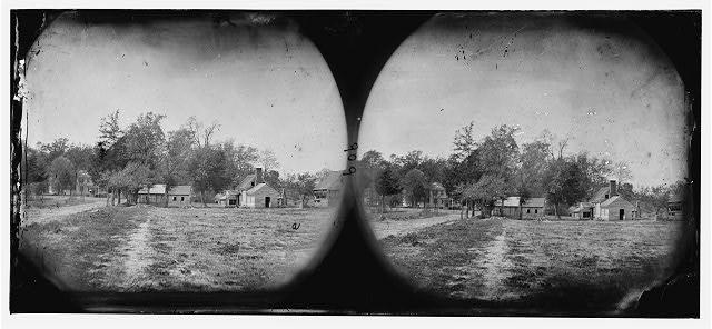[Mechanicsville, Va. View of houses]