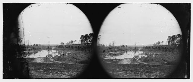 [James River, Va. Point where Army of the Potomac crossed in June 1864 (Wyanoke Wharf?)]