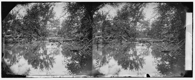 [Bull Run, Va. View of Bull Run]