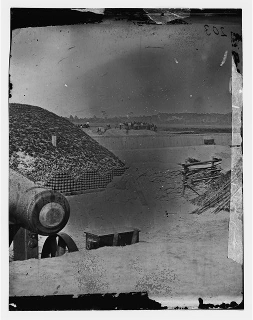 [Phillips Island, S.C. Fort Beauregard]