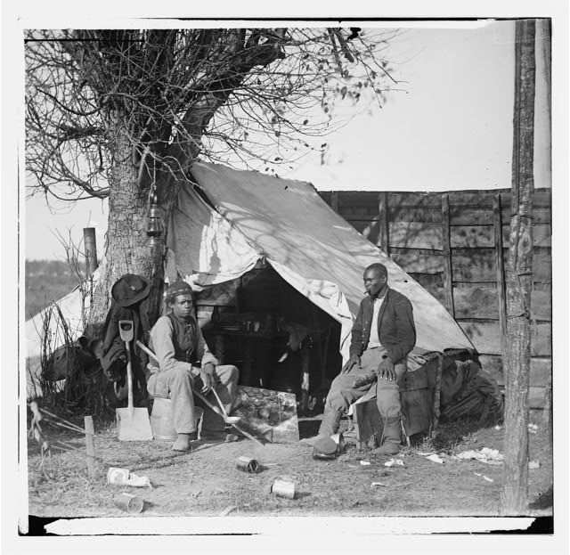 [Culpeper, Va. &quot;Contrabands&quot;]
