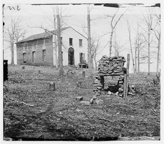 [Bull Run, Va. Sudley Church]