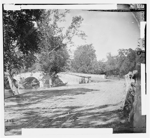 [Antietam, Md. Burnside bridge]