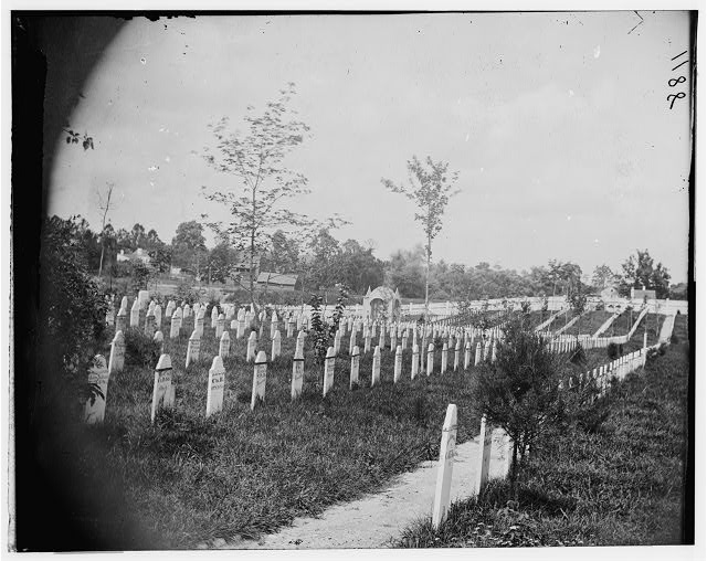 Soldiers' Cemetery, Alexandria, Virginia