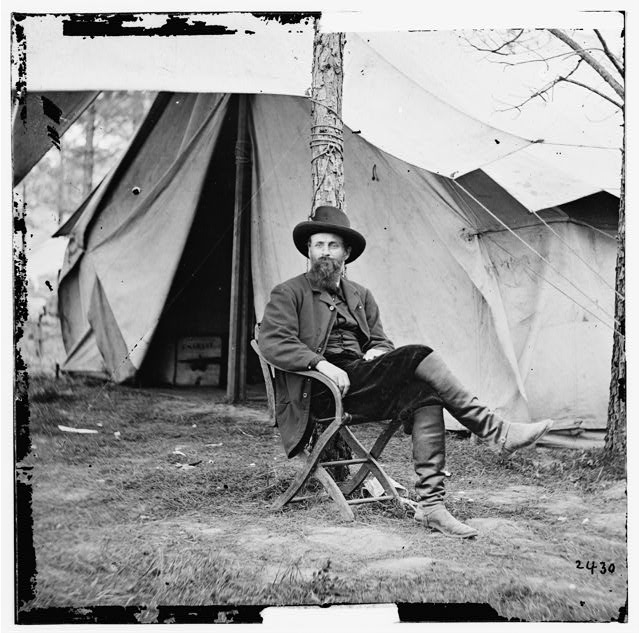 Cold Harbor, Virginia. Chas. A. Dana, Assist. Sec. Of War