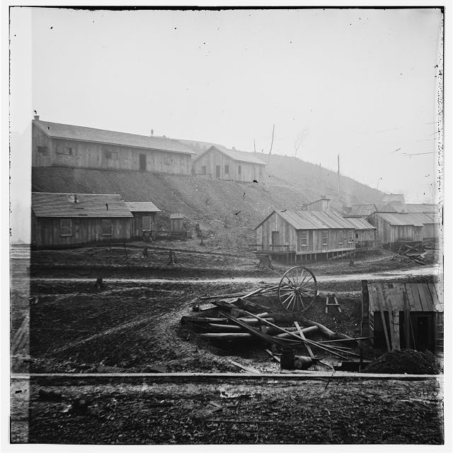 Johnsonville, Tennessee. Federal supply depot