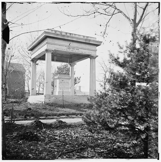 [Nashville, Tenn. Tomb of President James K. Polk]