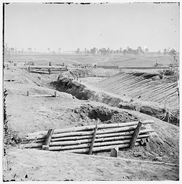 [Petersburg, Va. View of Fort Sedgwick]