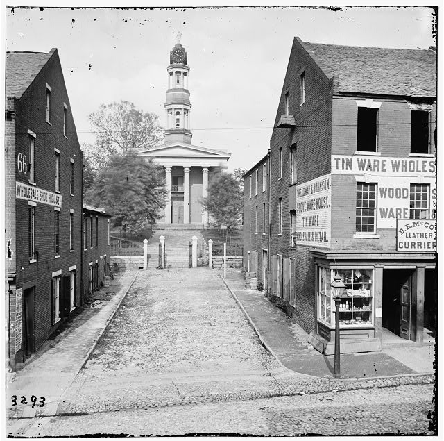 [Petersburg, Va. Courthouse]