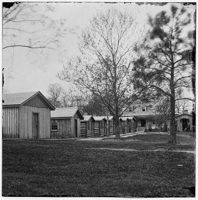City Point, Virginia. Gen. U.S. Grant's headquarters