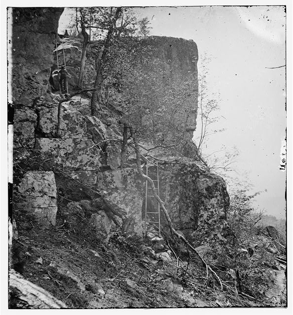 [Chattanooga, Tenn., vicinity. Summit of Lookout Mountain]