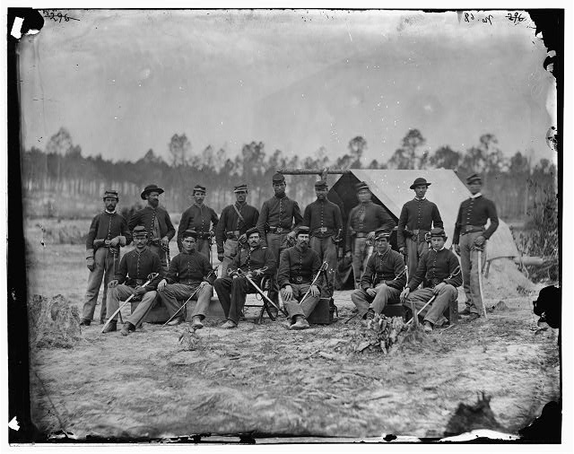 [Petersburg, Va. Detachment of 3d Indiana Cavalry]