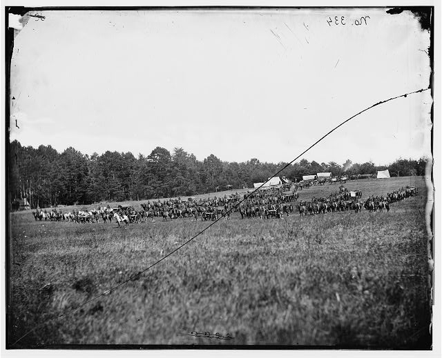 [Culpeper, Va. Battery A, 4th U.S. Artillery, Robertson&#39;s Brigade]