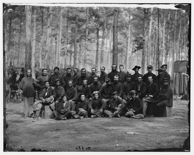 "[Petersburg, Va. ""Essayons Dramatic Club,"" a group of the U.S. Engineer Battalion]"