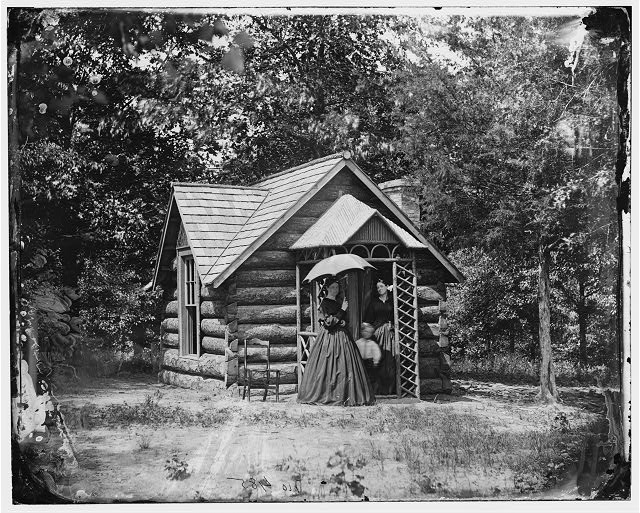[Petersburg, Va. Cottage of Col. Nathaniel Michler, U.S. Engineers, at Bryant house]