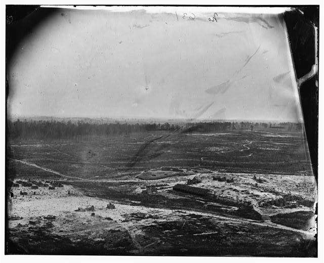 [Petersburg, Va. View from signal tower]