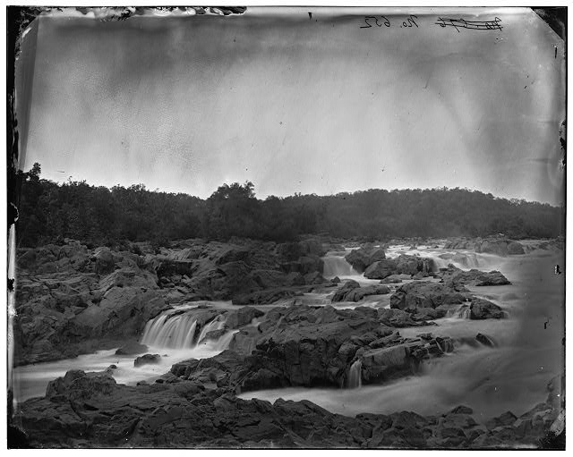 Washington, District of Columbia (vicinity). Great Falls, Potomac River