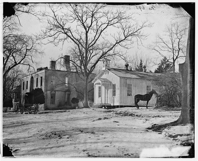 [Washington, D.C. Ruins of Kalorama Hospital, 23d and S Streets, NW]