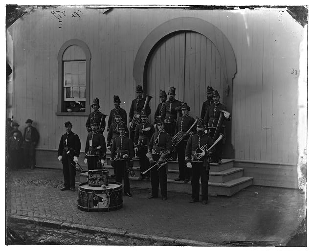 [Washington, D.C. Band of 10th Veteran Reserve Corps]