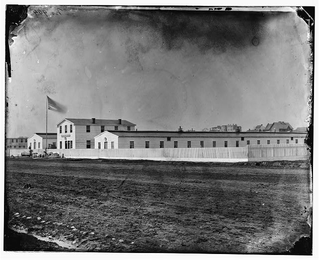 Washington, District of Columbia. Hospital of Quartermaster Department