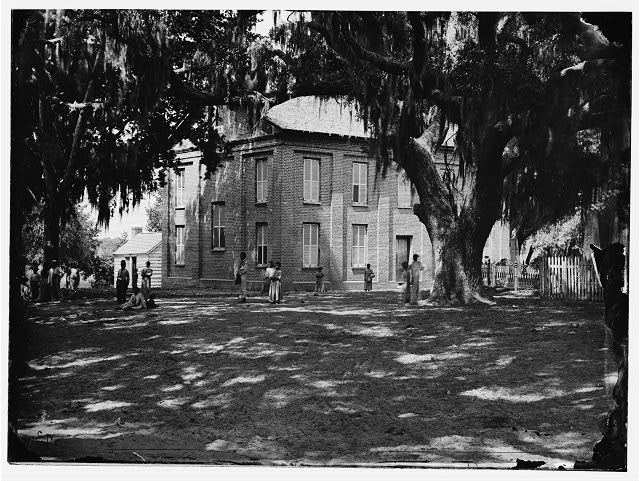 [Brick Church, near Frogmore, St. Helena, South Carolina]