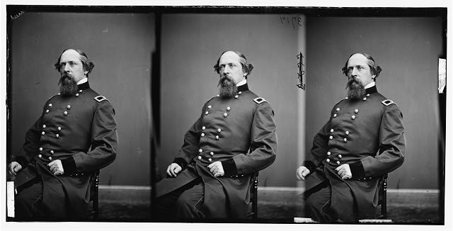 Gen. J.B. Ricketts