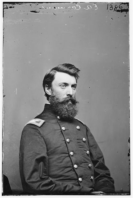 E.A. Carman, Col. 13th N.J.