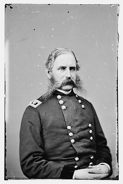 [Portrait of Maj. Gen. Christopher C. Augur, officer of the Federal Army]