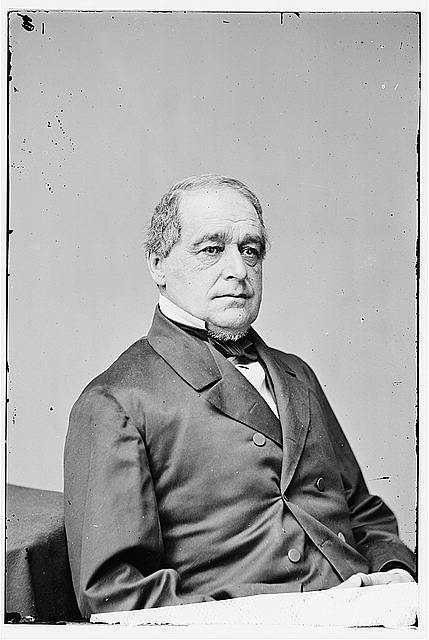 [Portrait of Vice President Hannibal Hamlin, officer of the United States government]