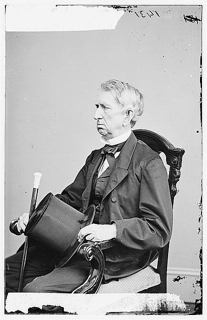 [Portrait of Secretary of State William H. Seward, officer of the United States government]