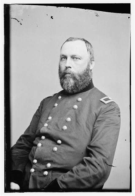[Portrait of Brig. Gen. William A. Hammond, Surgeon-General, officer of the Federal Army]