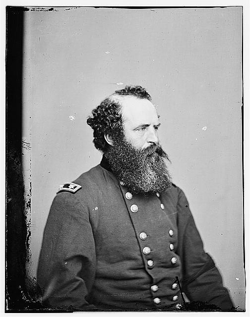 [Portrait of Maj. Gen. Romeyn B. Ayres, officer of the Federal Army]