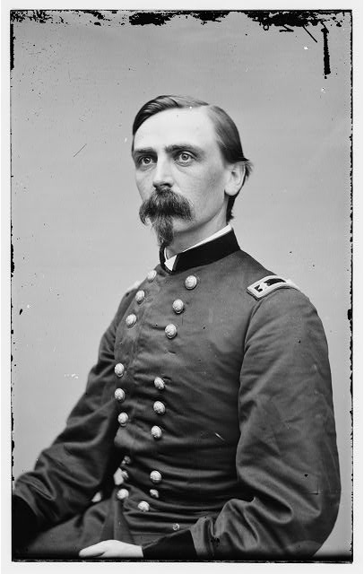 [Portrait of Maj. Gen. Adelbert Ames, officer of the Federal Army]