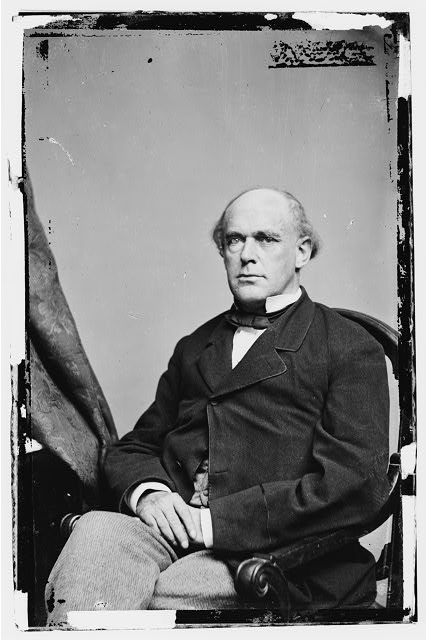 [Portrait of Secretary of the Treasury Salmon P. Chase, officer of the United States government]