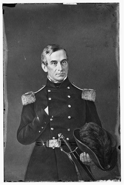 [Portrait of Maj. Robert Anderson (Brig. Gen. from May 15, 1861), officer of the Federal Army]