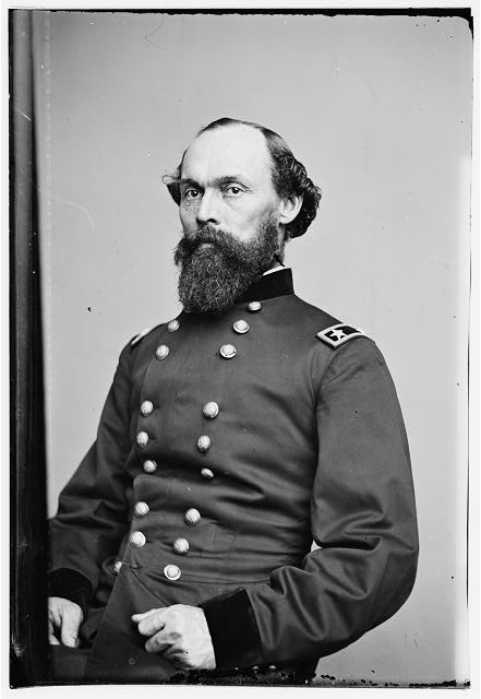 [Portrait of Maj. Gen. Gordon Granger, officer of the Federal Army]