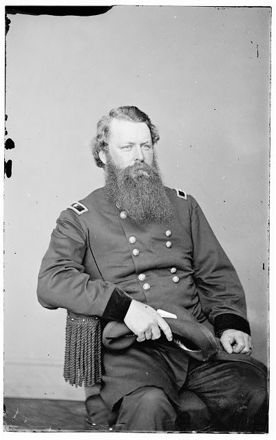 [Portrait of Maj. Gen. William W. Belknap, officer of the Federal Army]