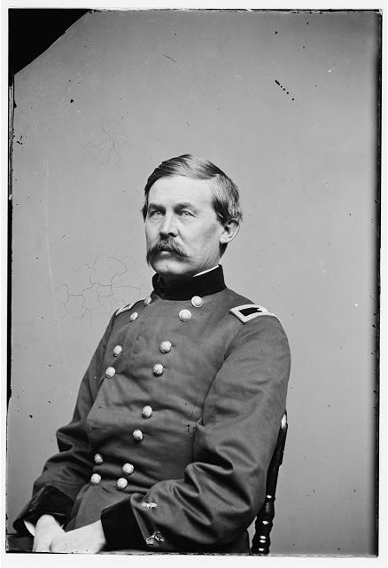 [Portrait of Brig. Gen. John Buford (Maj. Gen. from July 1, 1863), officer of the Federal Army]