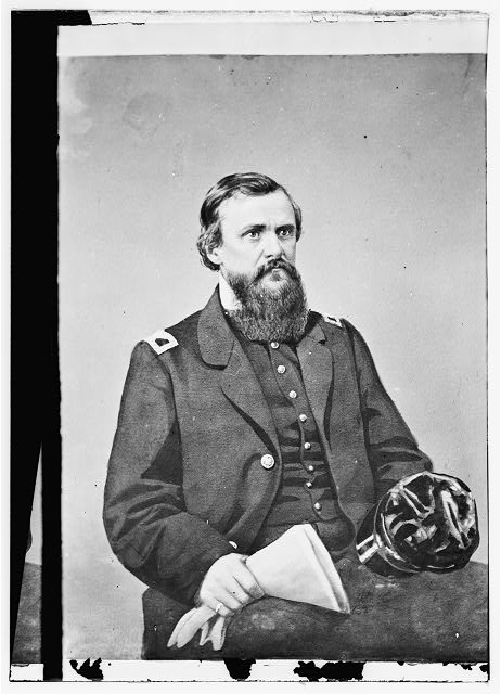 Col. E.L. Dudley, 21st Kentucky Inf., U.S.A.