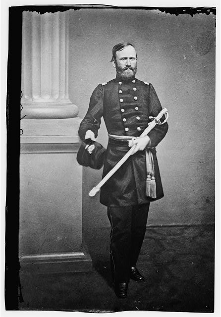 Col. J.M. Harlan, 10th Ky Inf. USA