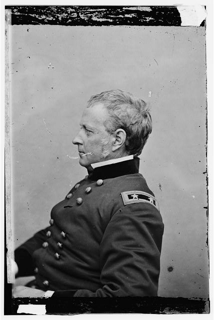 Maj. Gen. Joseph Hooker