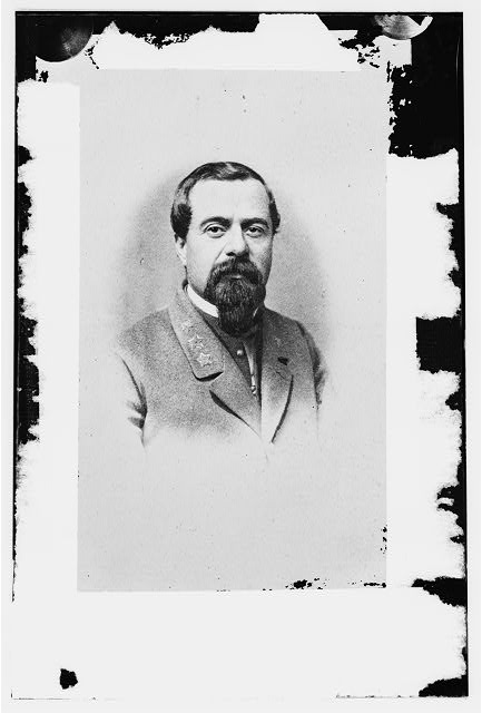 N.H. Harris, Col. Of 19th Miss Inf. CSA