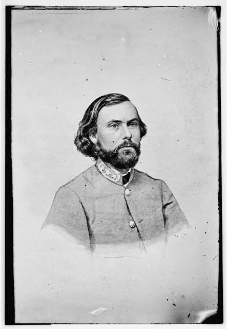 Gen. John W. Frazer, Col. of 28th Ala Inf. CSA