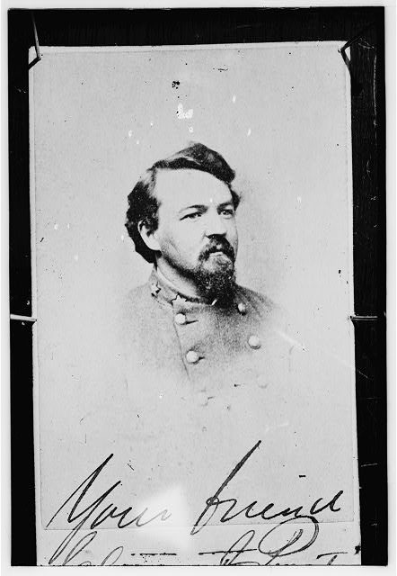 Lt. Col. James R. Chalmers, Col. 9th Miss. Inf.