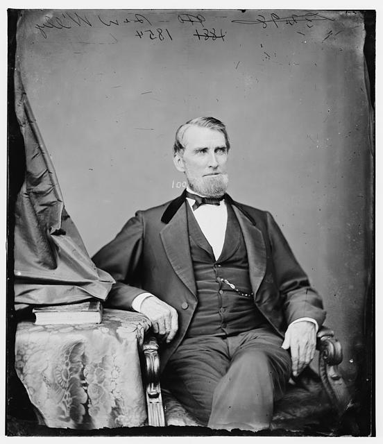 Hon. Waitman Thomas Willey