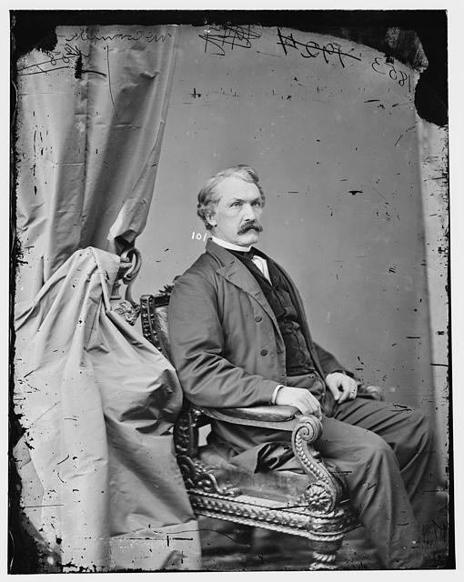 "[Unidentified man ""McCormick' scratched on plate]"