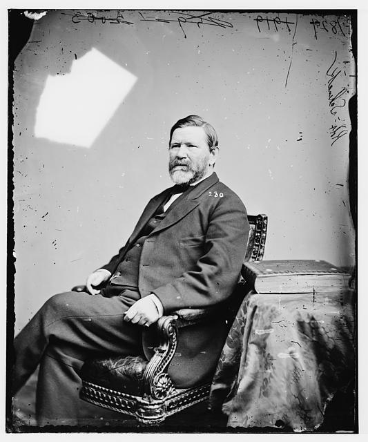 Hon. Robert C. Schenck of Ohio