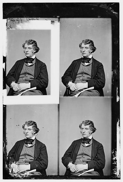 Hon. Charles Sumner of Mass