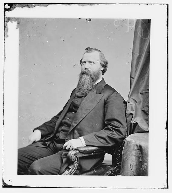 Hon. Wm. Morris Stewart of Nevada